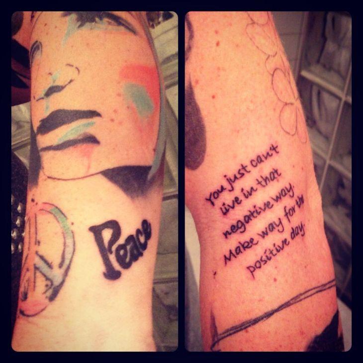 Hippie Tattoo Pinterest Tattoo