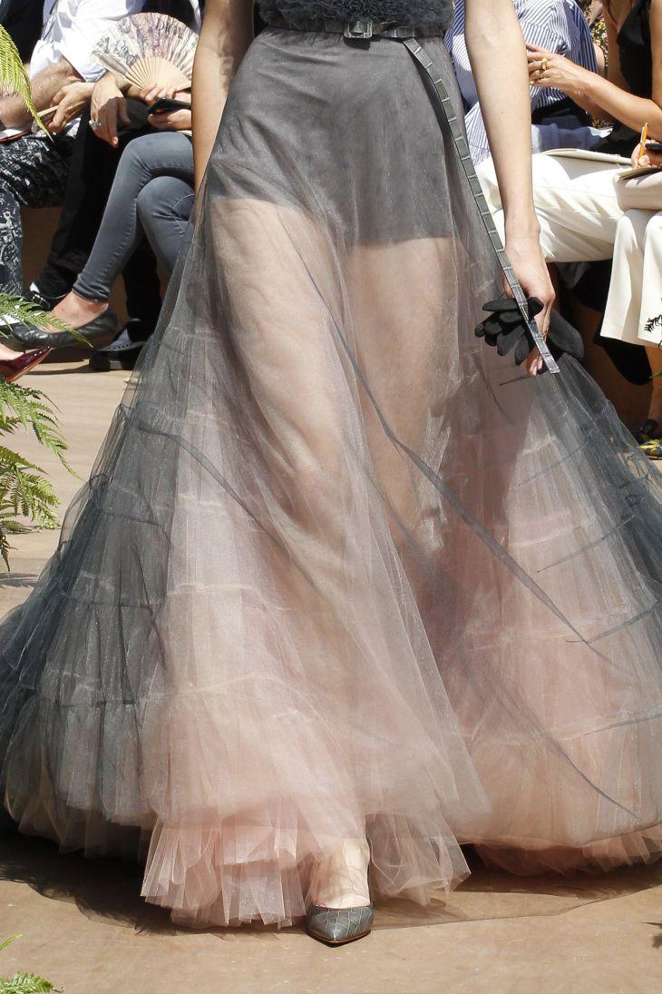 Christian Dior Fall  Couture Fashion Show Details