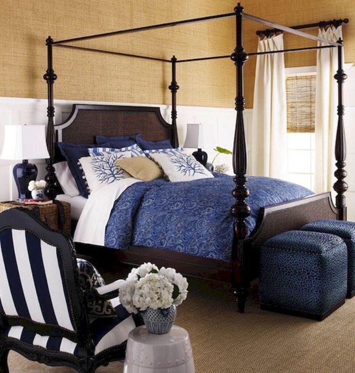 Modern Romantic Mediterranean Master Bedroom Ideas  Master
