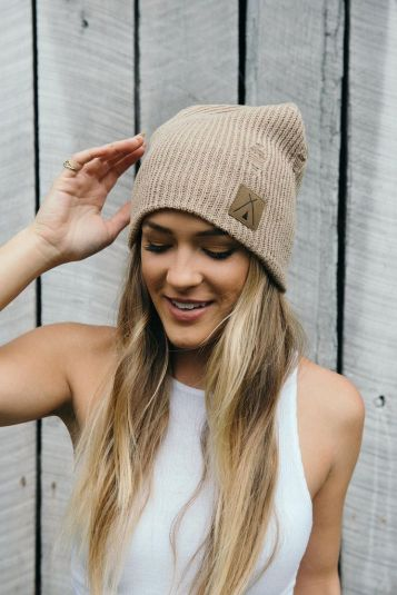 Wearing a beanie and going natural are life saving hair care tips!
