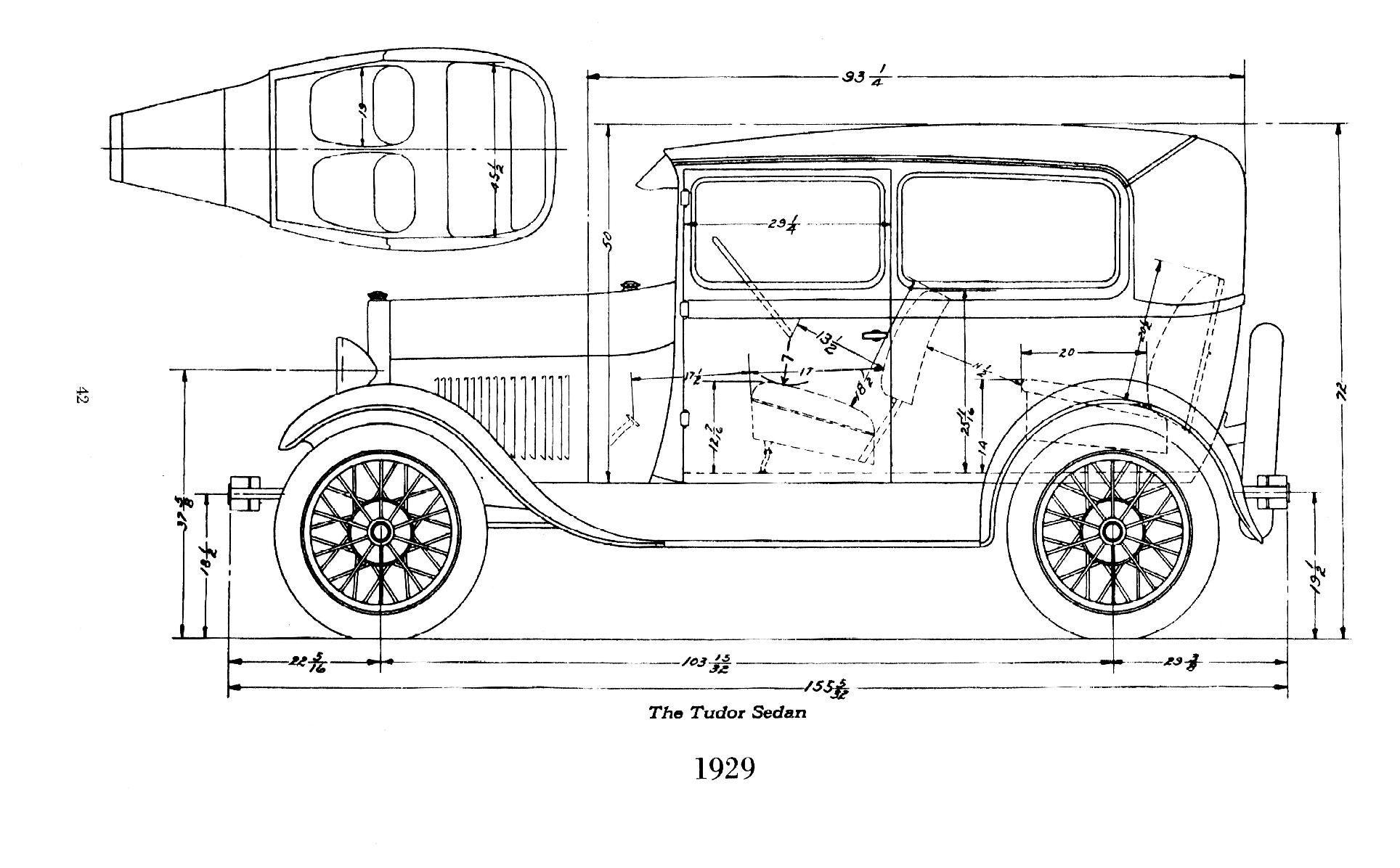 1932 Ford Flathead Engine