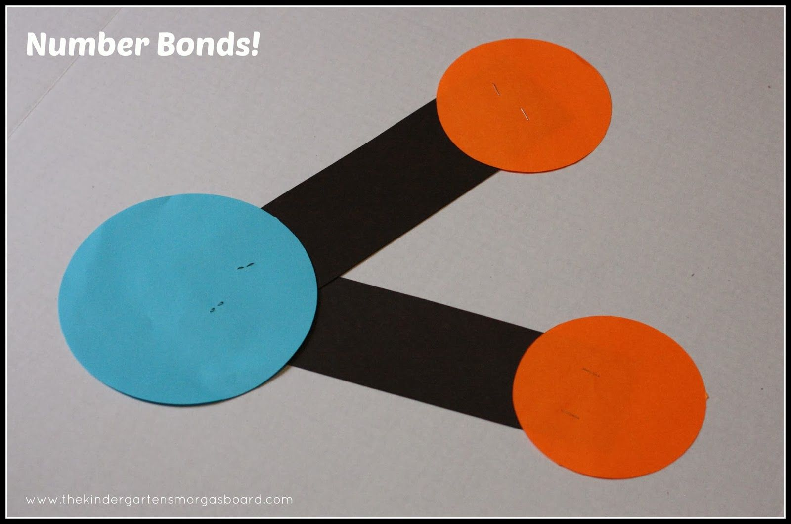 Large Number Bond Mats For Decomposing Numbers