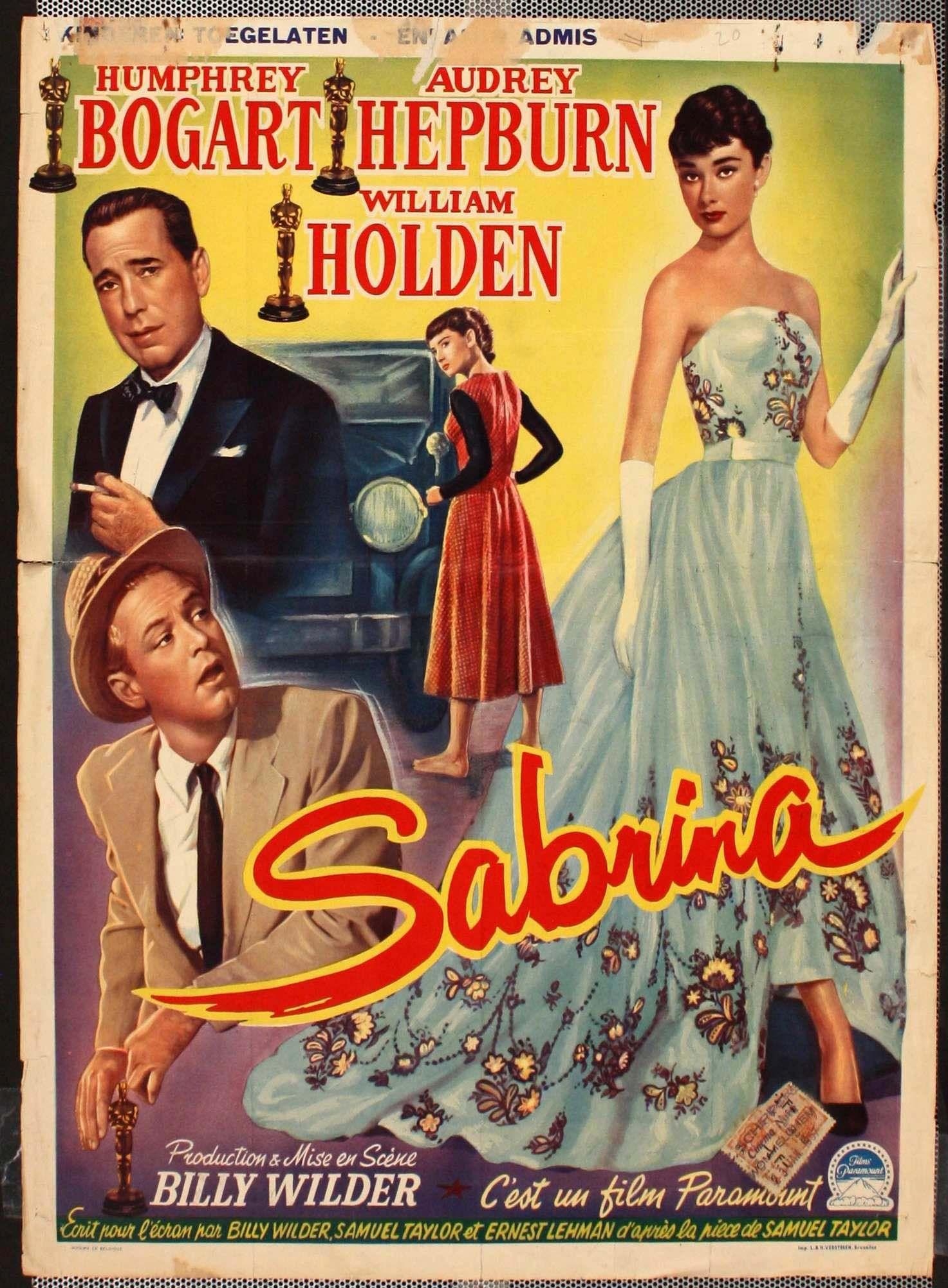 Poster do filme Sabrina
