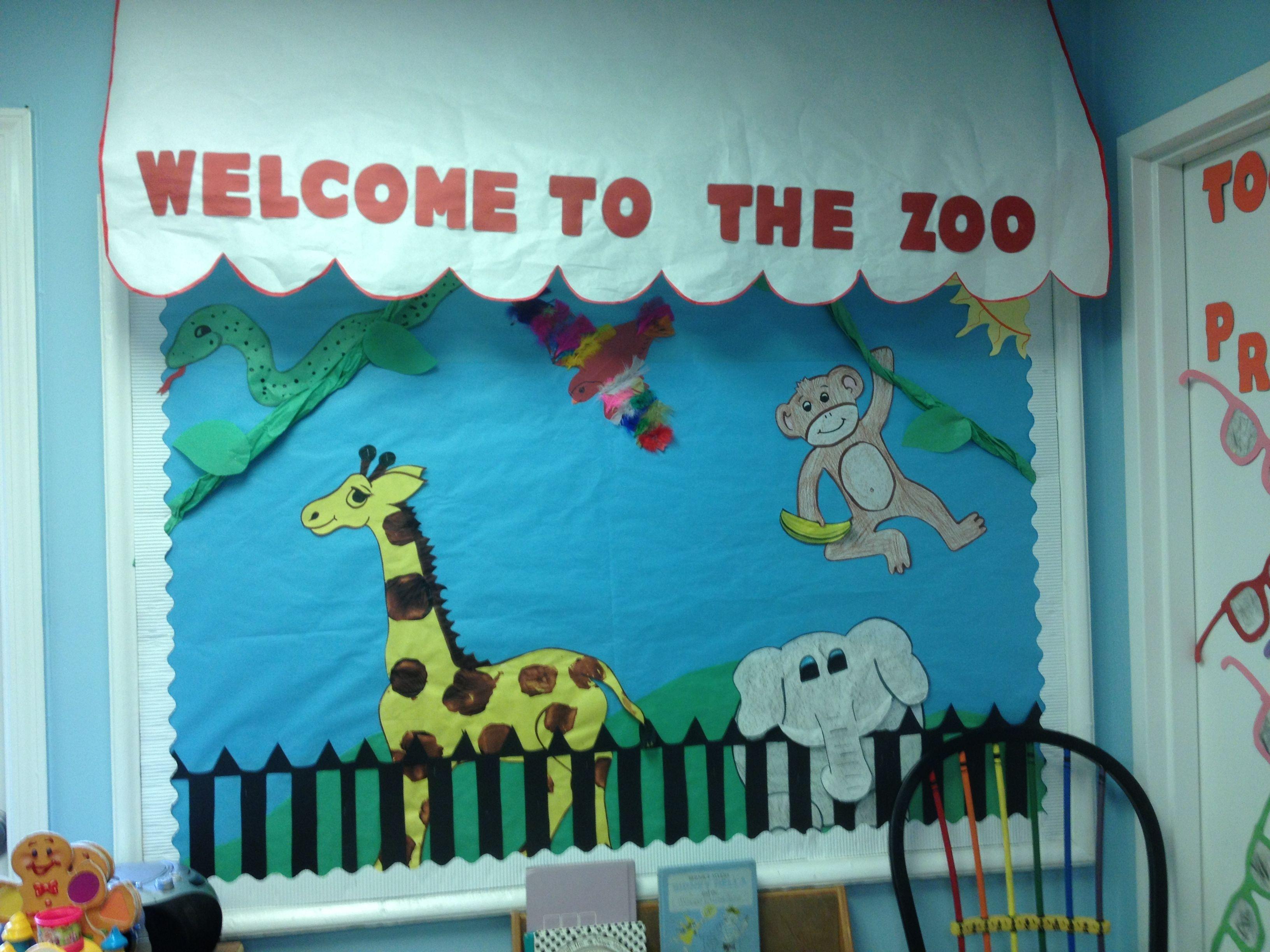 Zoo Bulletin Board