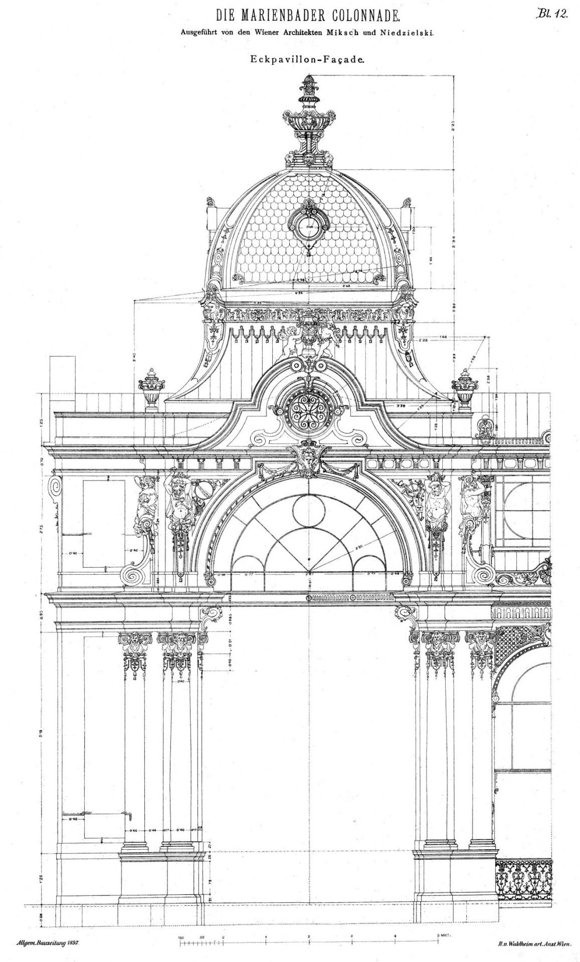 Classical Architectural Details