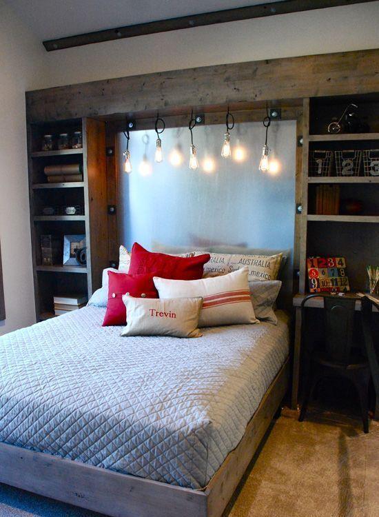 Modern Bedroom Decor For Boys Novocom Top