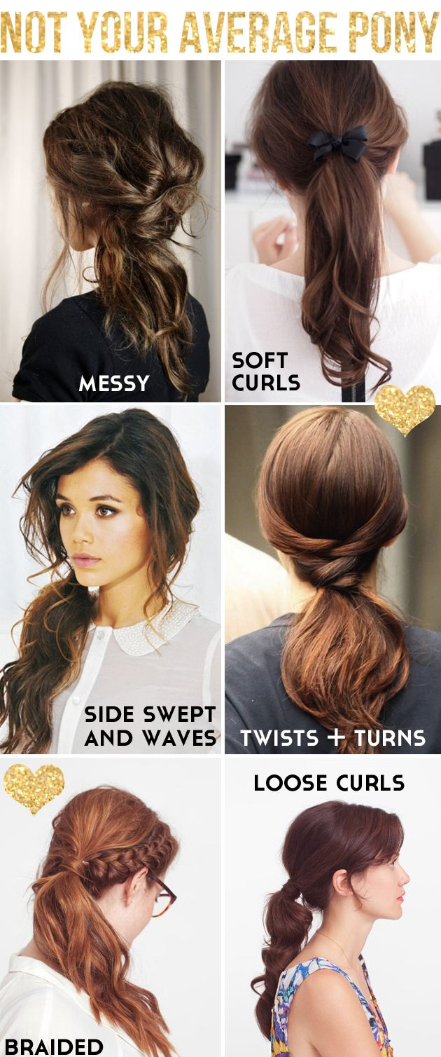 Pin by Thuy Duong Nguyen on Hair Look  Pinterest  Pony and Ponytail