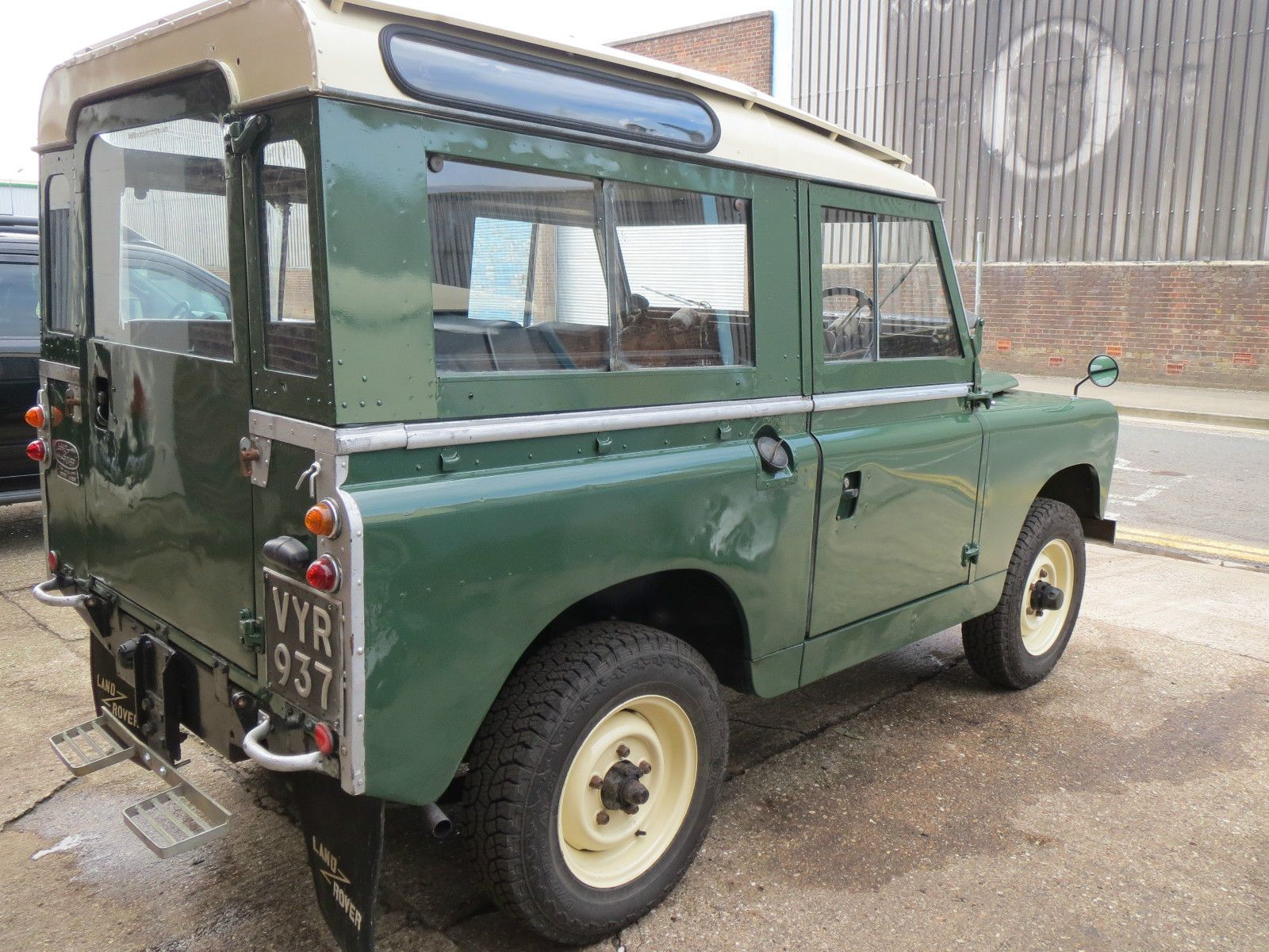 THIS IS AN EXCELLENT OPPORTUNITY TO OWN A VERY USEABLE CLASSIC