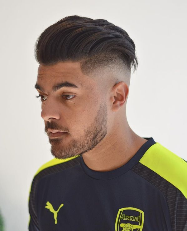 Soccer Hairstyles For Men | Fade Haircut