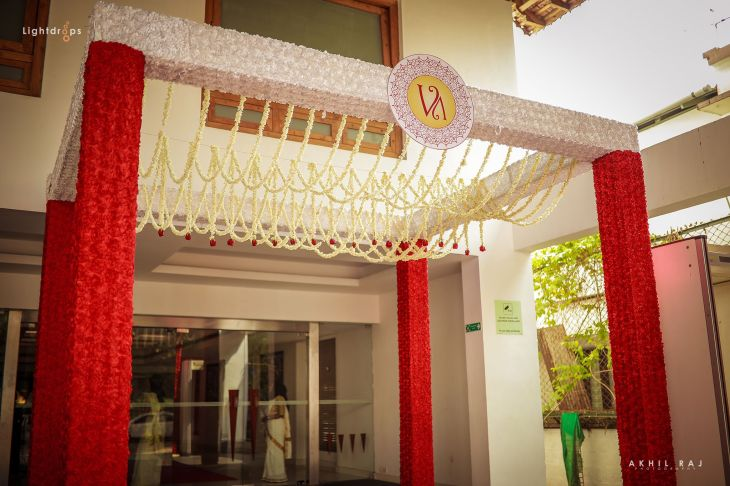 Pin by kishore gdas on Kerala traditional wedding decor  Pinterest