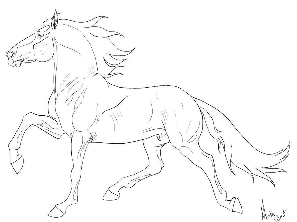 Tennessee Walker Horse By Xxkincadesvanityxx On Deviantart