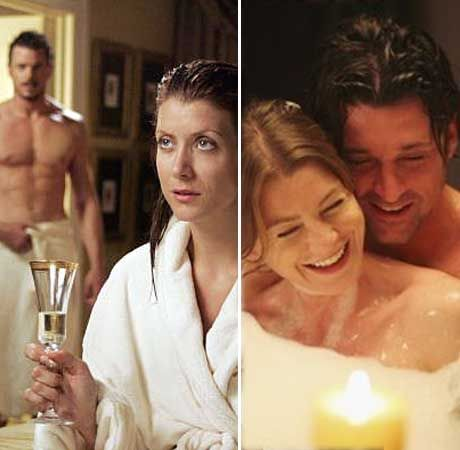 10 Most Memorable Sex Scenes on Grey's Anatomy: Hot Pics ...