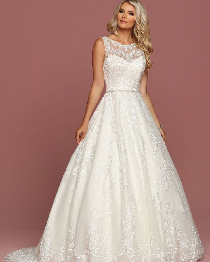 New Collection Featured Dress of the Day DaVinci Bridal