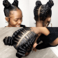 So cute dess read the article here blackhairinformation