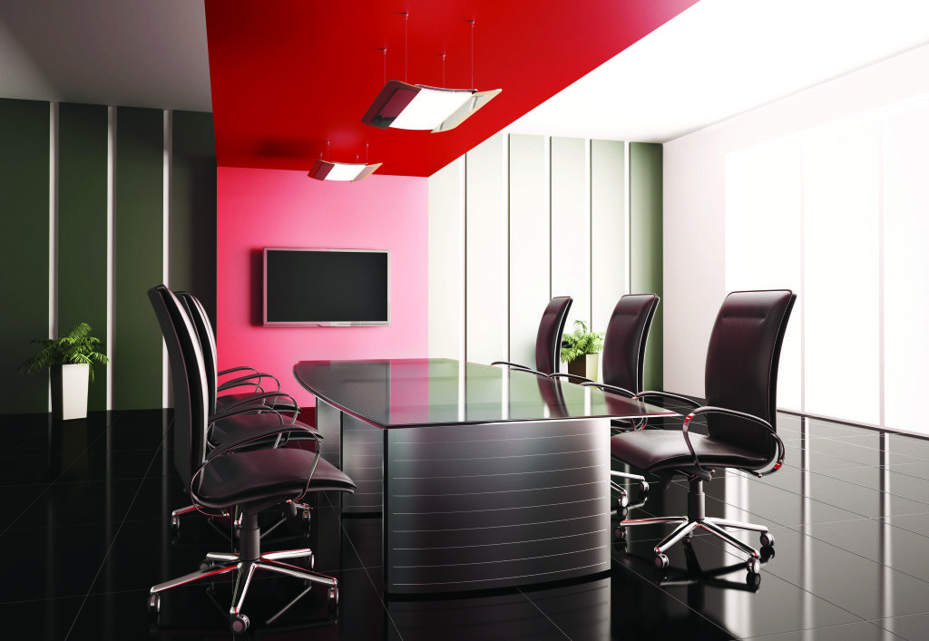 red rolling office chairs table green black sleek on commercial office colors for walls id=83522