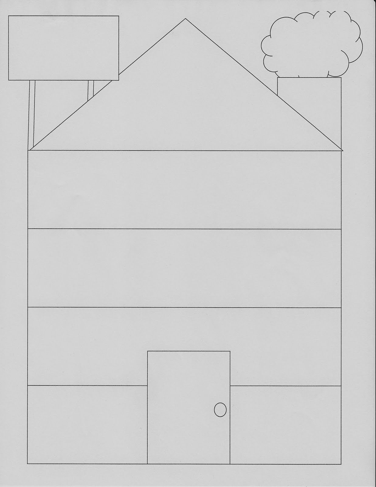Dbt House See Blog For Template Of Information To Go In