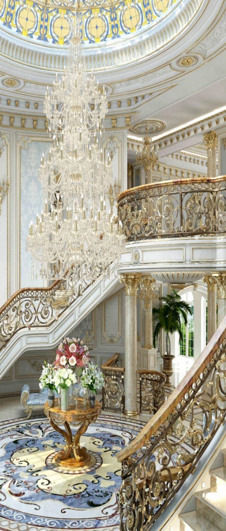 House Interior Design in Pakistan Katrina Antonovich   Stair