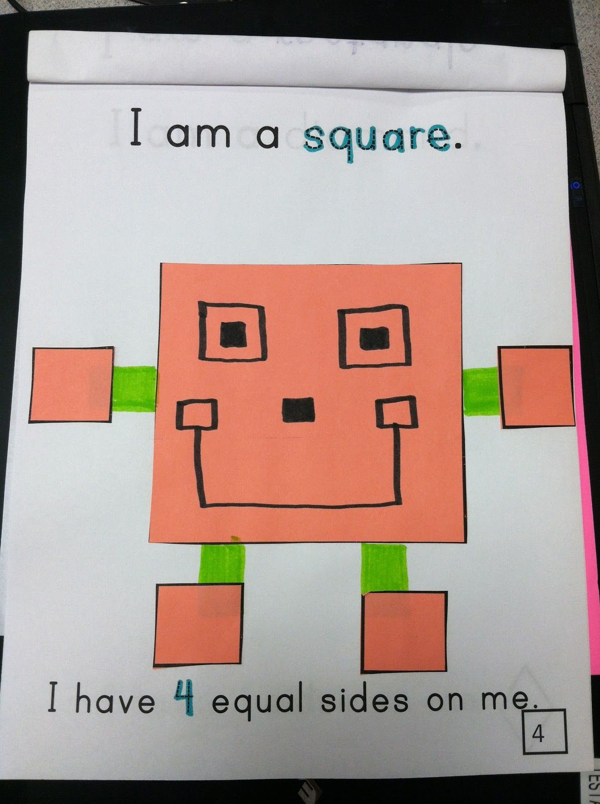 To Learn About Shapes And Their Attributes How Many Sides