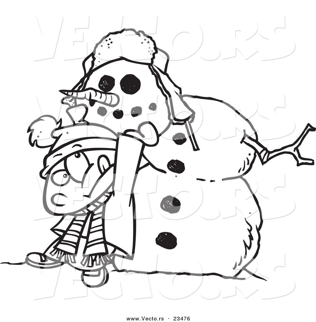 Ble Abominable Snowman Coloring Pages