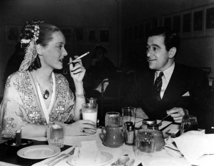Image result for william wyler and bette davis