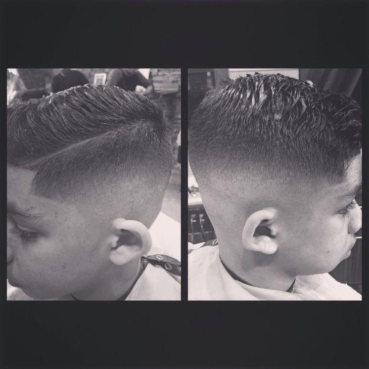 Skin fadecomb over MENS HAIRCUTS Pinterest Haircuts Kid