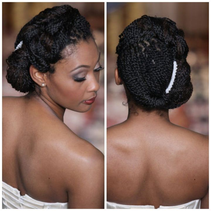 Wedding Hairstyles In South Africa