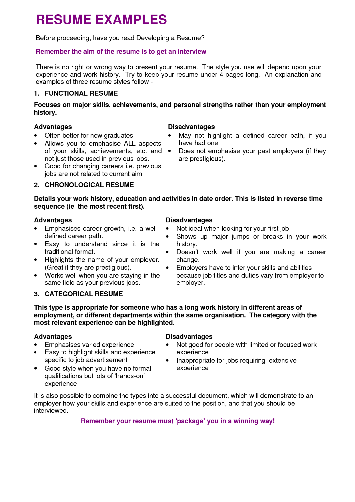 Resume Objective Examples Best Templateresume Objective