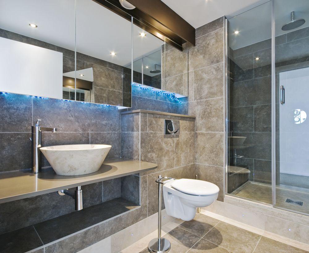 Luxury Bathroom Design Toilet Picture