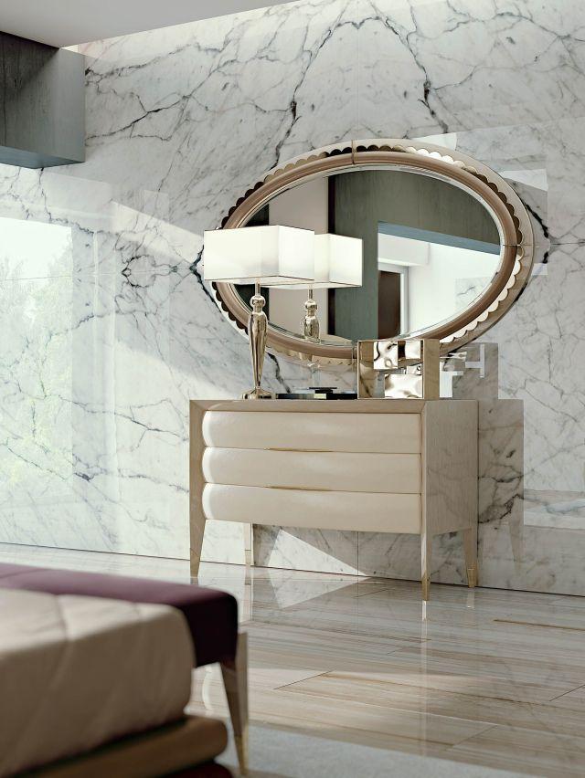 Orion Bedroom Italian luxury bedroom furniture
