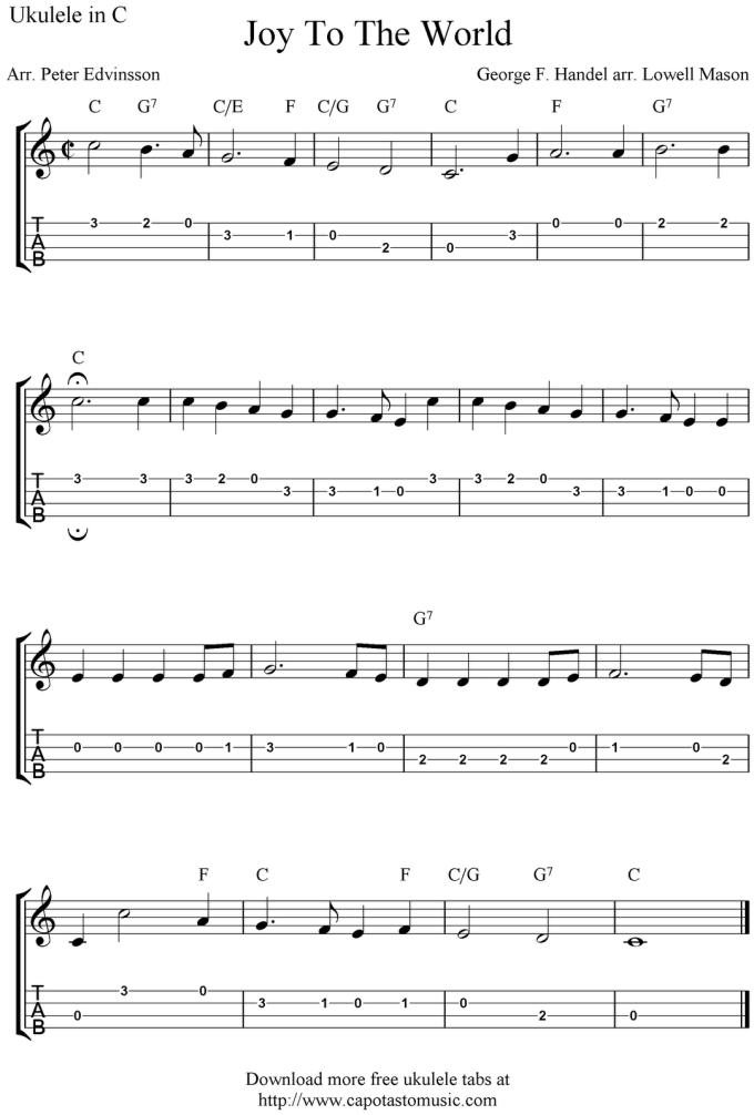 white christmas chord chart pdf