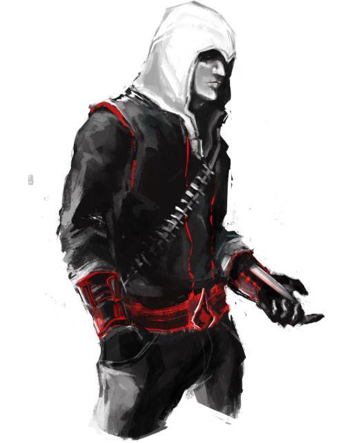 Assassin's Creed Universe - rain7kid-art: made a modern ...