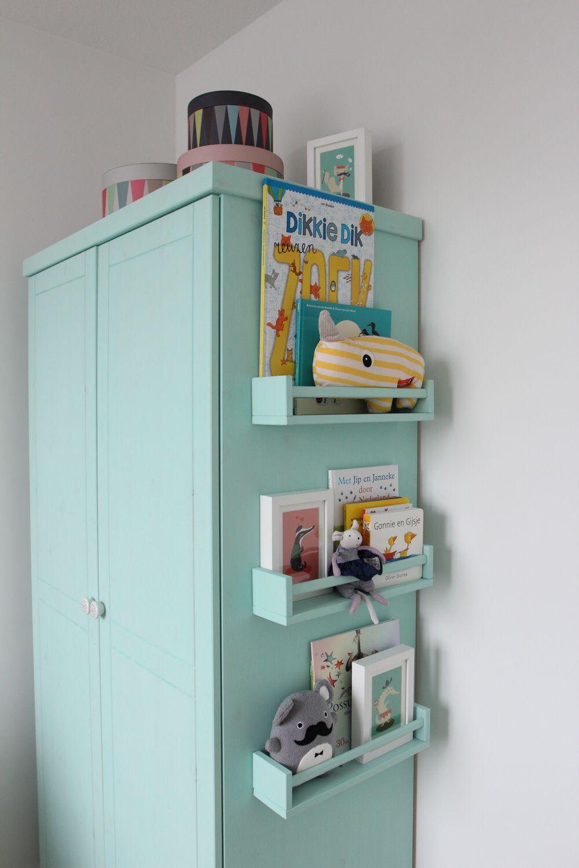 Interieur kids 15x inspiratie voor een hippe peuterkamer stijlvol styling woonblog - Slaapkamer kleur meisje ...