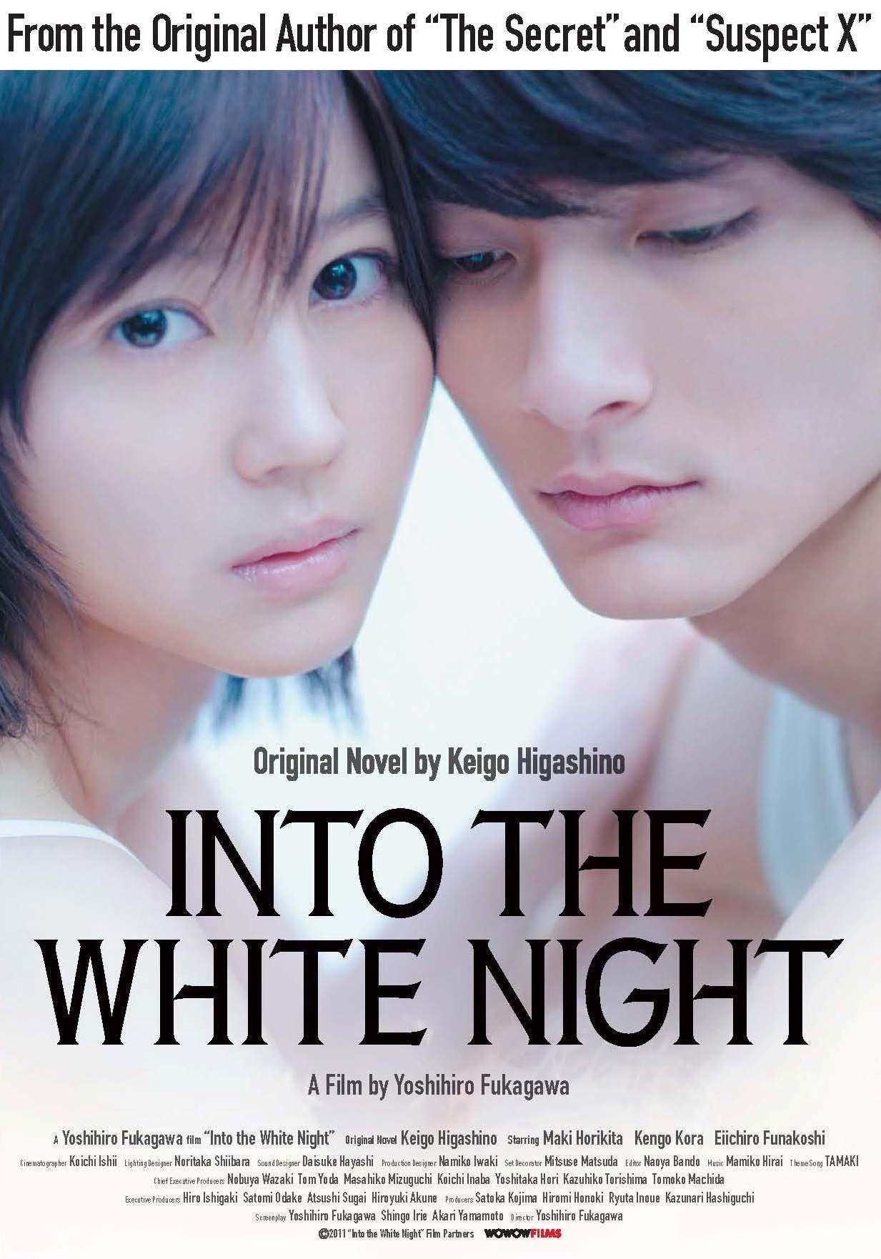 Poster do filme Into the White Night