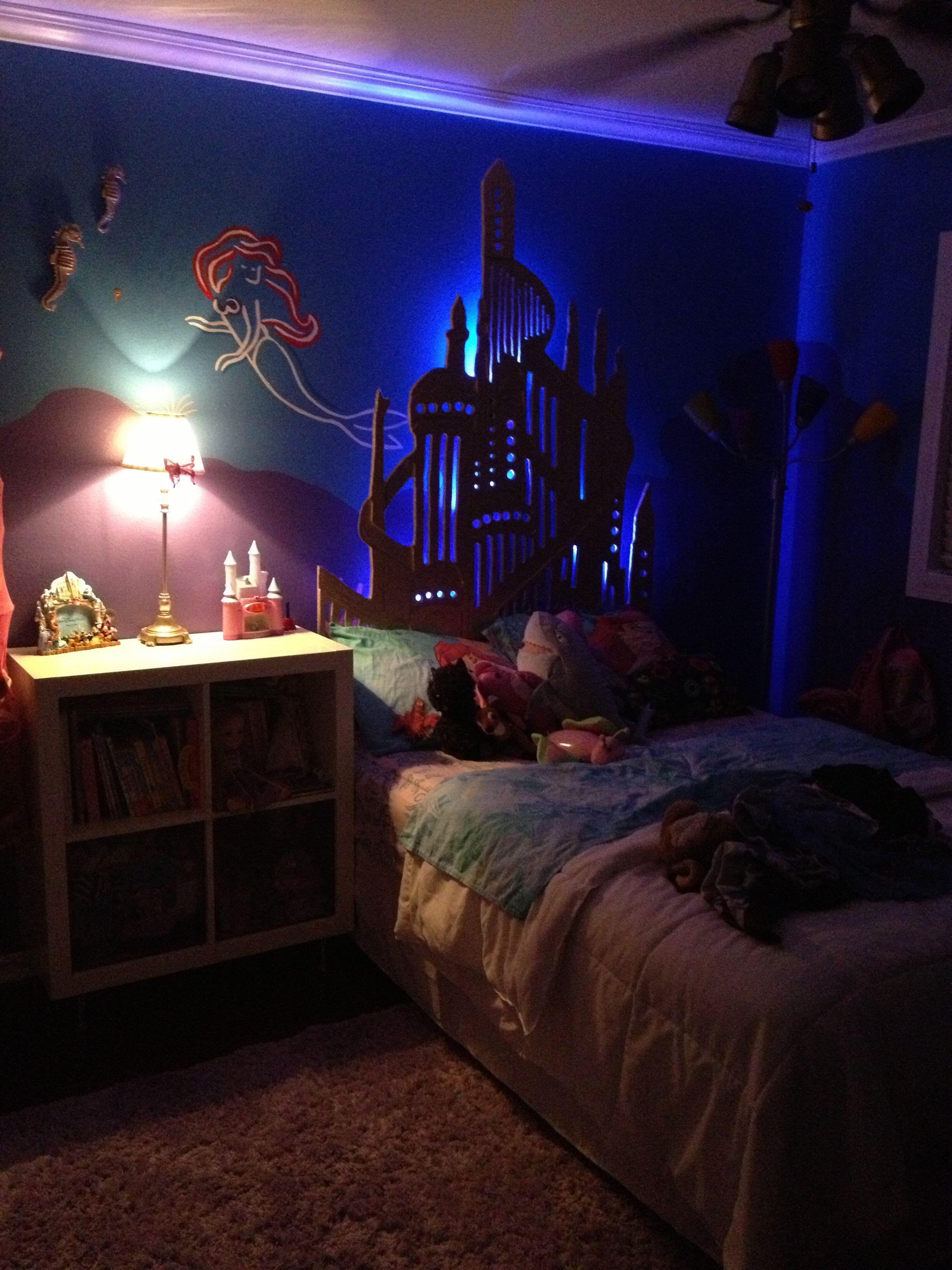 Little Mermaid Bedroom By Cmv