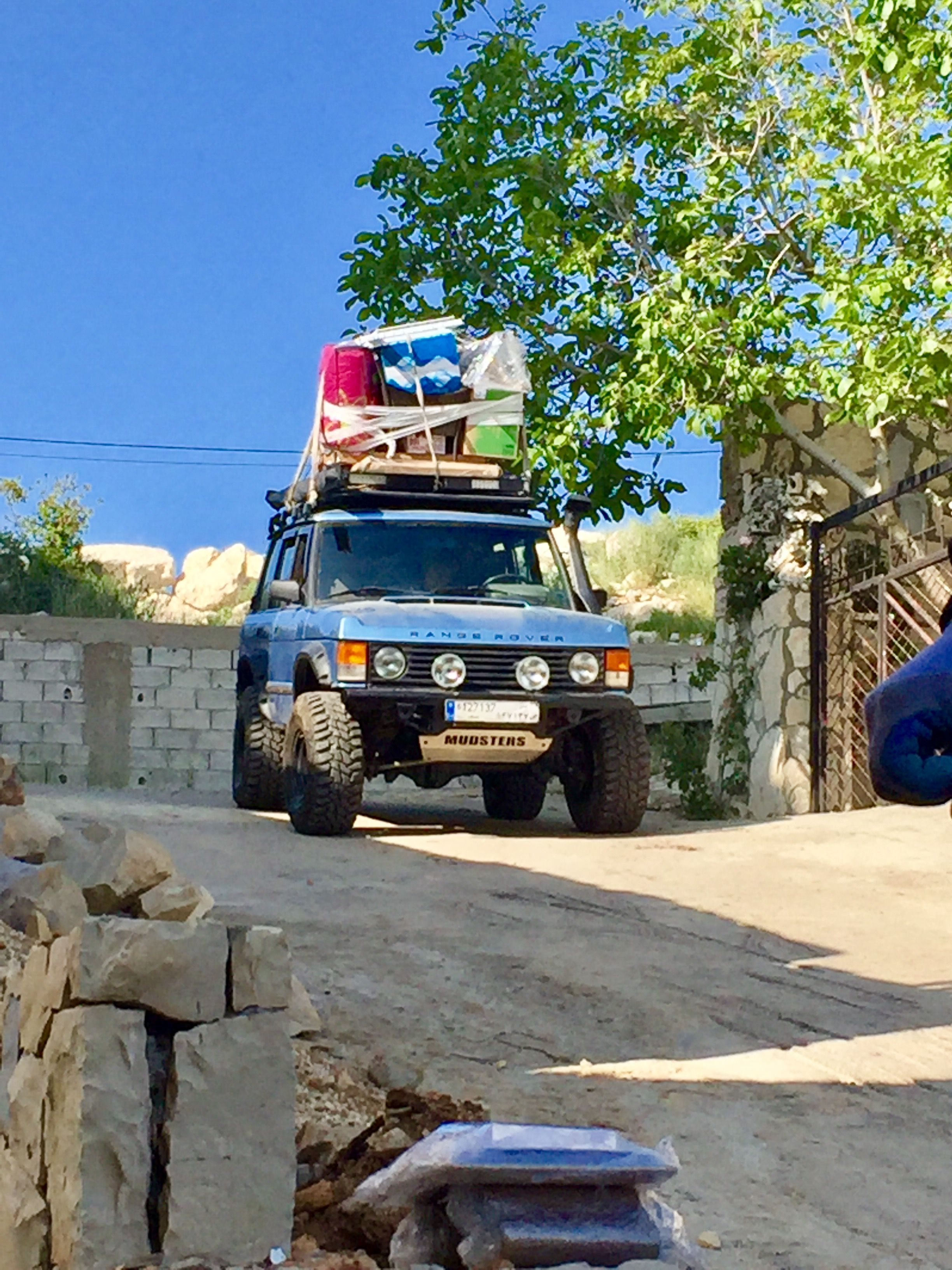 Pin by Himo El Rassi on Range Rover 4X4 f Road