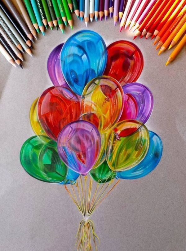 50 Beautiful Color Pencil Drawings from top artists around ...