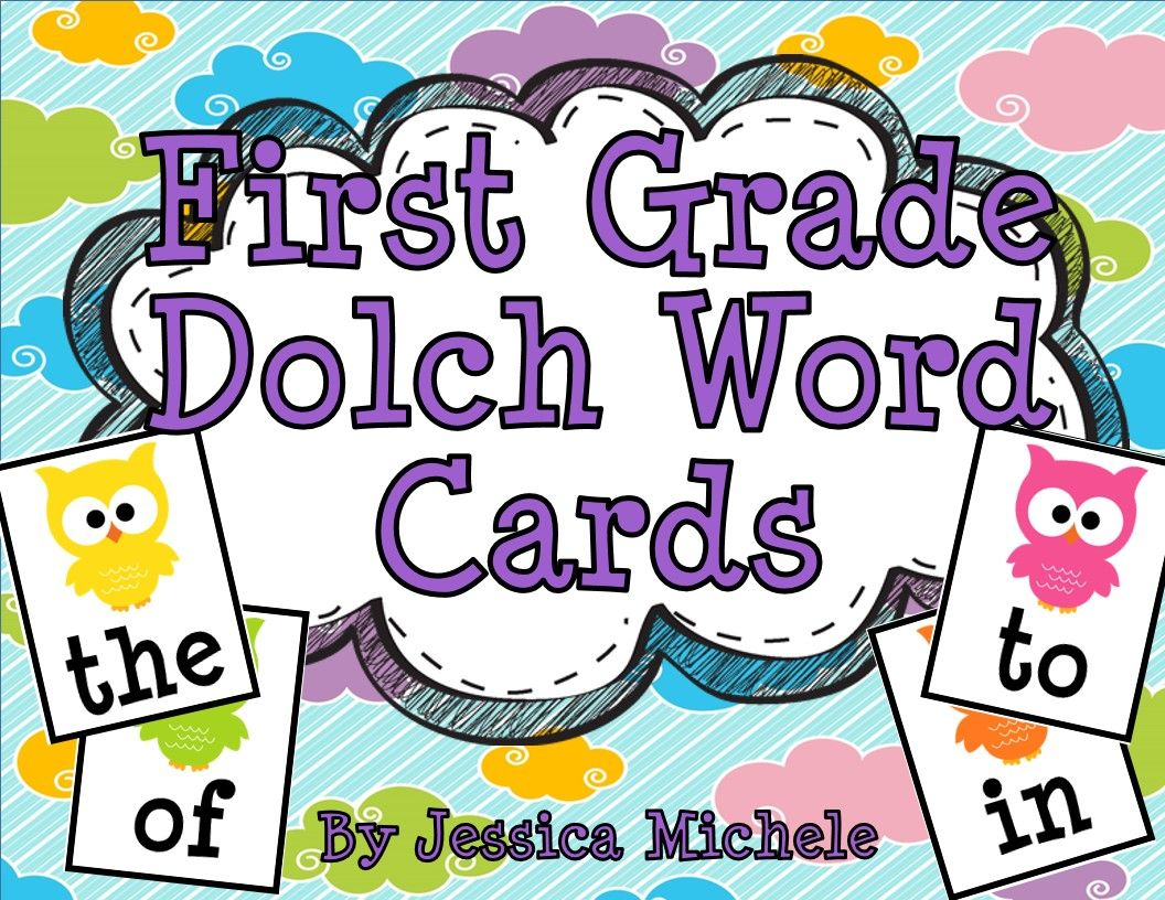 Your Students Will Love To Practice Reading The First Grade Dolch Sight Words Using These Fun
