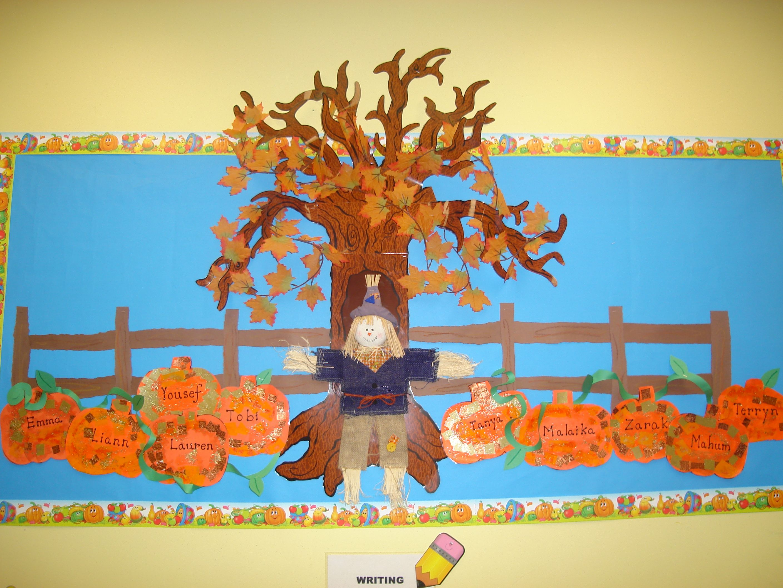 Fall Bulletin Board Idea Oh How I Miss Creating My