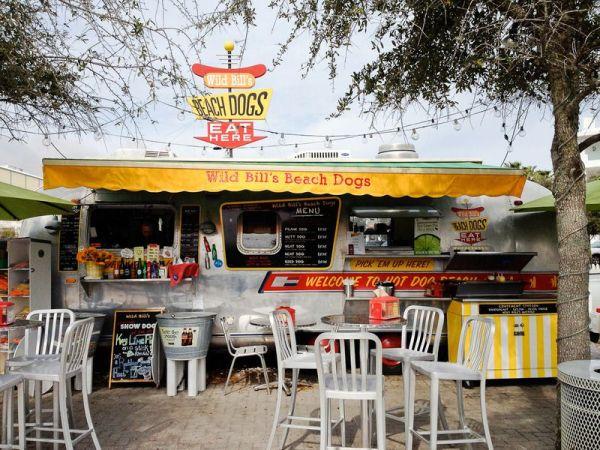 Image result for seaside food trucks