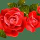 Vintage rose clip art google search you donut bring me flowers