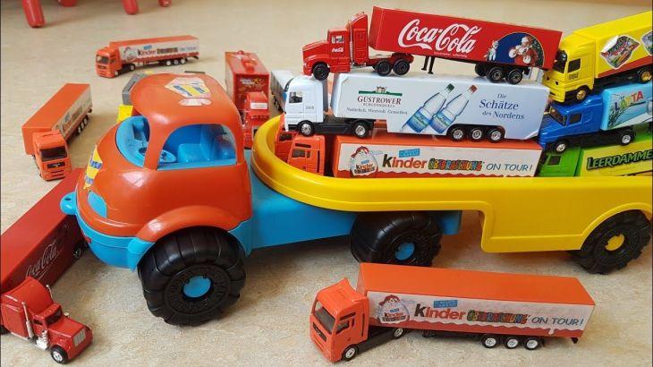 Pin by Dlanus Toys on Cars for Kids  Trucks for kids  Pinterest
