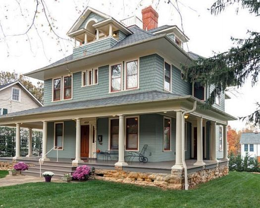 House Image Result For 1910 Exterior Paint Colors
