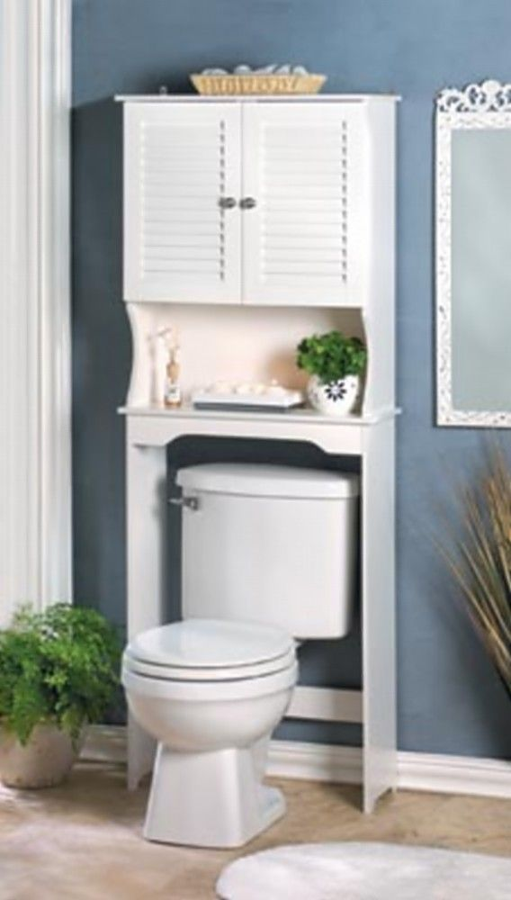 nantucket bathroom over toilet space saver | space saver, toilet