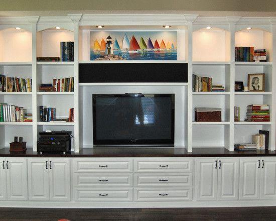 Home Theater Custom Cabinets Gallery Of Elegant Custom