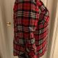 Flannel shirt black  Lane Bryant plaid flannel shirt  Black flannel shirt Flannel