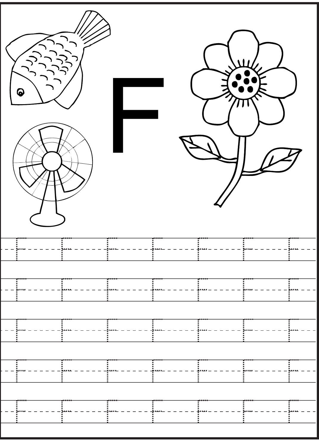 Worksheet Alphabet Worksheets For Preschool Grass Fedjp