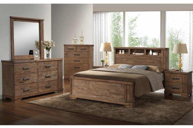 Portland King Bed Bedshed