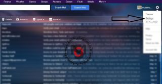 How to switch back to yahoo mail classic 2014
