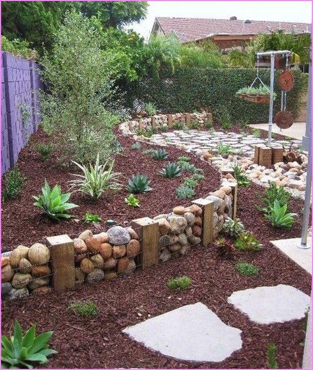 Gardening & Landscaping : Gardening Landscaping Ideas on a ... on Diy Back Garden Ideas  id=60725
