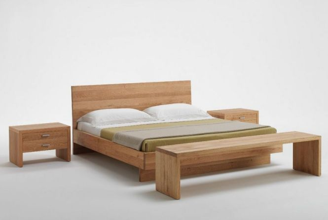Excellent Solid Wood Bed For Both Modern And Classic Bedrooms Tips Ideas Contemporary